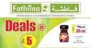 fathima supermarket offers until August 3, 2016