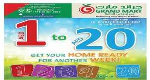 grand mart offers new