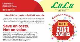 lulu hypermarket offers uae
