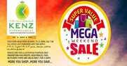 kenz hypermarket offers weekend