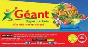 Geant Hypermarket UAE offers new