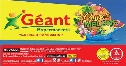 Geant Hypermarket UAE offers new