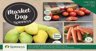 Spinneys offers Monday Market Day