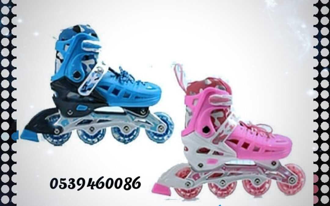 سكيت التزلج المذهل ميزاته واستخدامه: